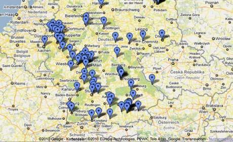 Spielverlage in Deutschland, Übersicht.
