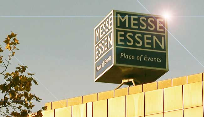 Spiel 2010, Messe Essen. Foto: Sebastian Wenzel