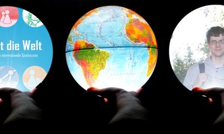 """Peer Sylvester beschreibt in seinem Buch """"So spielt die Welt"""" die Spielevorlieben zahlreicher Nationen. Fotos: jarts/Peer Sylvester/Bambus Spieleverlag/photocase.com. Montage: Sebastian Wenzel."""