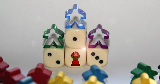 Spiel des Jahres 2011. Foto: Sebastian Wenzel