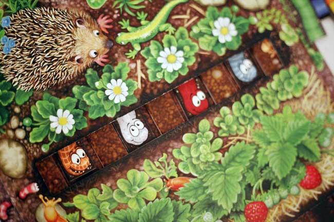 Da ist der Wurm drin ist das Kinderspiel des Jahres 2011. Foto: Spiel des Jahres e.V.