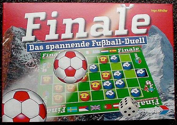 Finale, Edition 2008. Foto: Ingo Althöfer