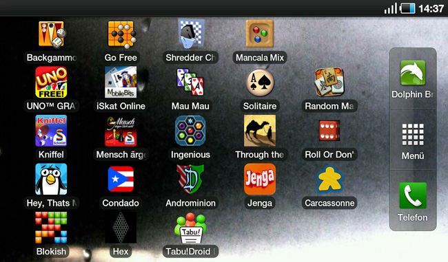 Für Android gibt es immer mehr Brettspiele und Gesellschaftsspiele.