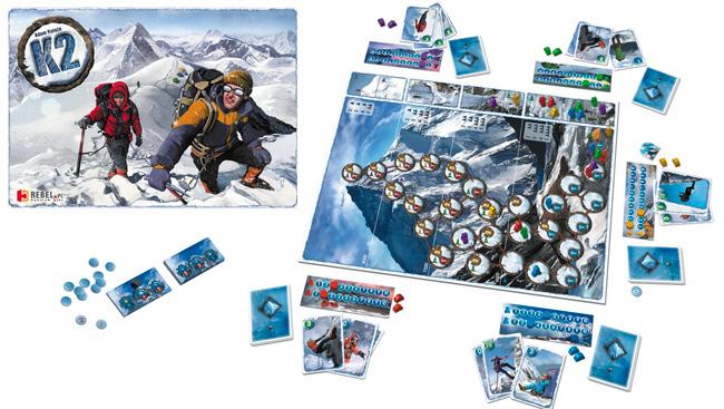 K2. Foto: Rebel.Pl