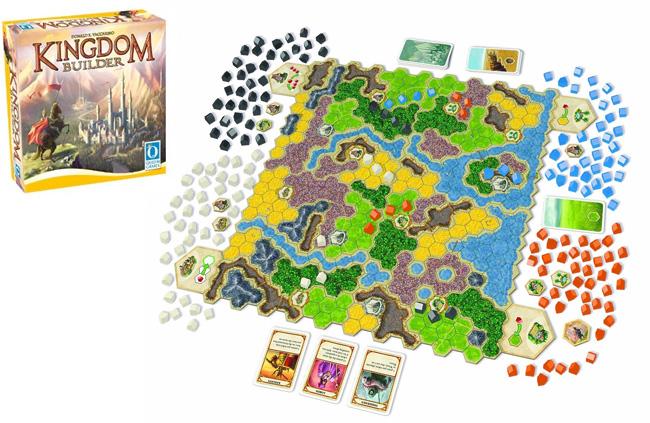 Kingdom Builder. Foto: Queen Games