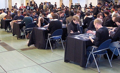 Magic: The Gathering World Championships 2009. Foto: OdinFK (Creative Commons Attribution-Share Alike 3.0 Unported)