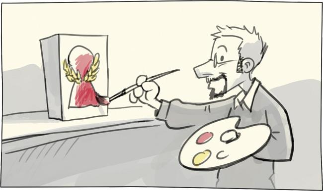Zeichnung: Michael Menzel