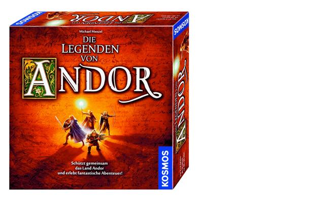 Die Legenden von Andor. Foto: Kosmos