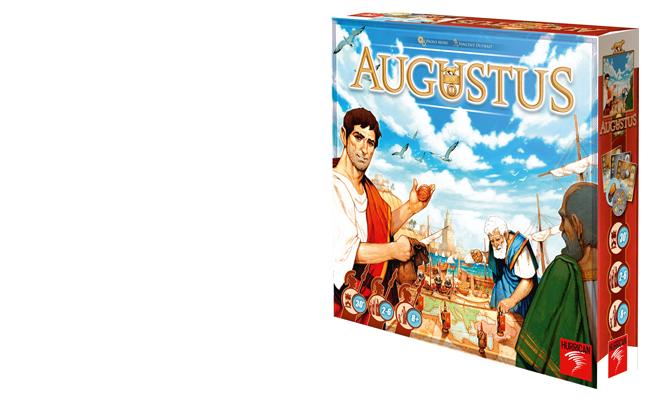 Augustus. Foto: Asmodee