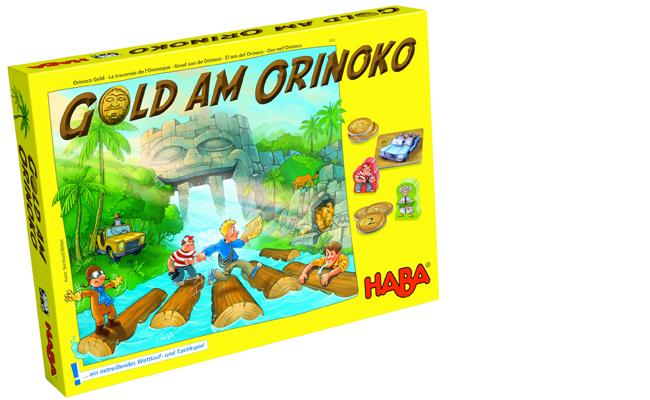 Gold am Orinoko. Foto: Haba