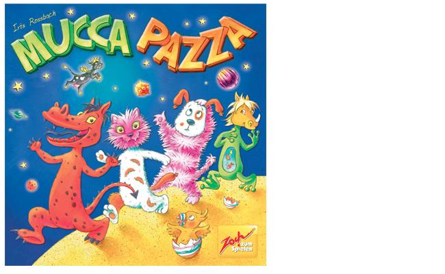 Mucca Pazza. Verlag: Zoch